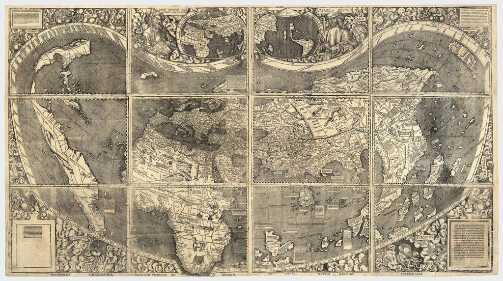 Primeiro Mapa Mundi