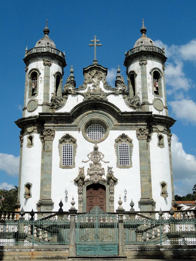 Igreja de São Francisco de Assis em São João del-Rei