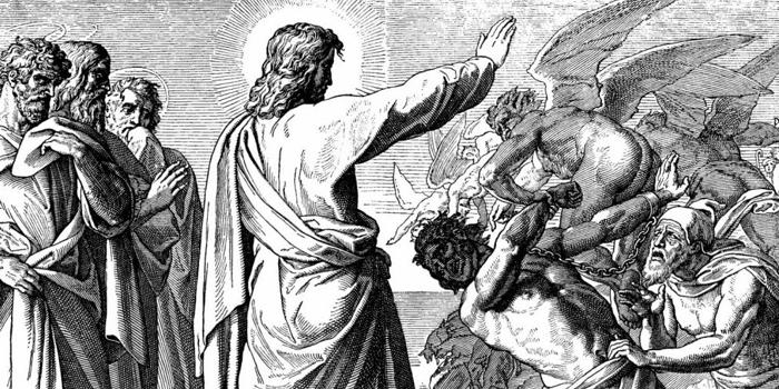 De onde teve origem a Demonologia?
