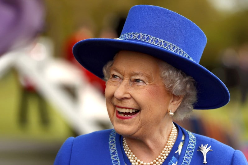 doze grandes mulheres da historia Rainha Elizabeth